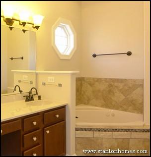 Tub Tile Surround Ideas | Custom Homebuilders