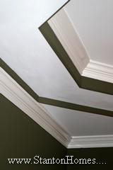 Trey Ceiling Ideas | NC Custom Home Builders