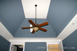 Tray Ceiling Ideas | NC Custom Home Builders