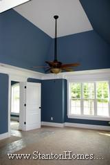 Tray Ceiling Ideas   NC Custom Home Builders