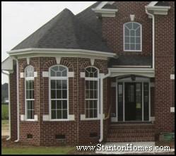 custom home window styles