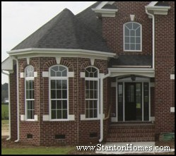 custom home window styles