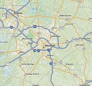 Wake County North Carolina