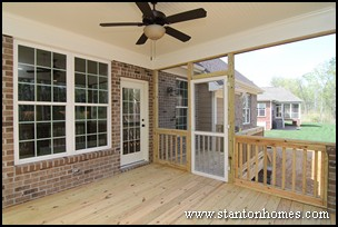 Choosing between a screen porch and deck | Outdoor Living Design