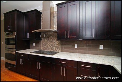 Kitchen Trend #4: Premium Tile Backsplash