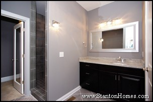 Most Requested Master Bath Features | His and Her Vanities