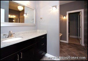 How much does granite cost? | Photos of master bath granite counters