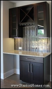 Types of Built-in Wine Racks | Raleigh Kitchen Design Trends 2012