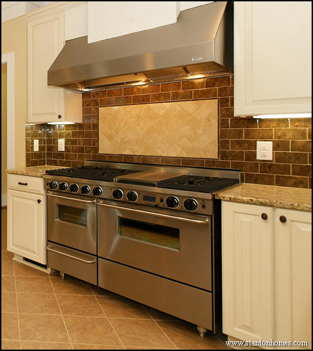 Kitchen Range Styles | Gas Range with Ovens