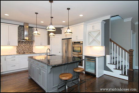 Ordinaire Kitchen Appliance Tips | Raleigh Custom Home Builder. Double Wall Ovens ...