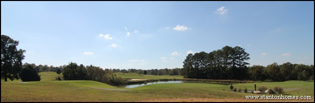 How to Build a New Home in a Golf Course Community | Country Club Homes NC