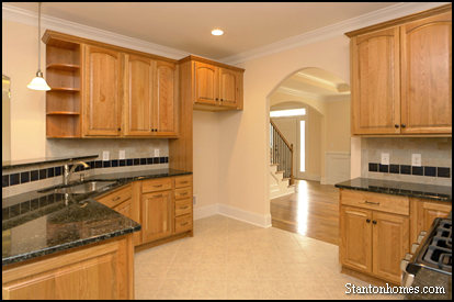 No Island in the Kitchen | Raleigh Home Builders