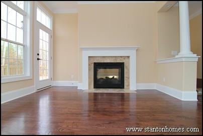 Fireplace Design Trends | Photos of Fireplace Designs