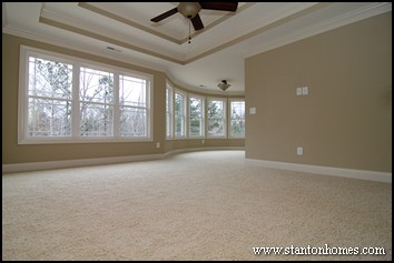 2013 Master Suites with Sitting Room