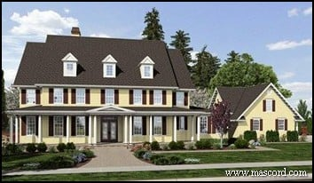 Top 3 multigenerational house plans build a for Multi generational home builders