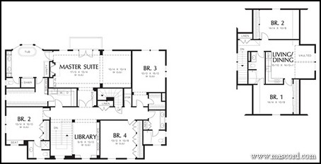 House Plans With 2 Separate Living Quarters Home Design 2017