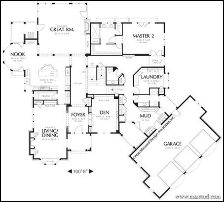 Lovely Top 3 Multigenerational House Plans | Build A Multigenerational Home