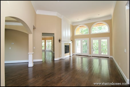 Homes under construction in Chapel Hill | Custom home builder