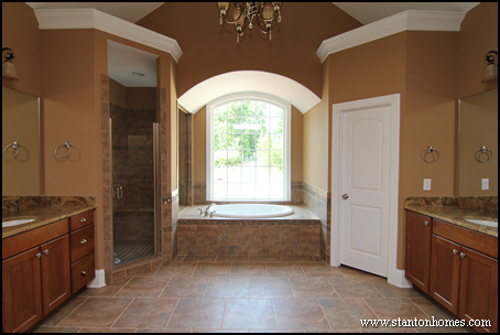 Homes under construction in Chapel Hill   Custom home builder