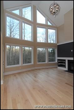 Two Story Great Room | Open Floor Plans