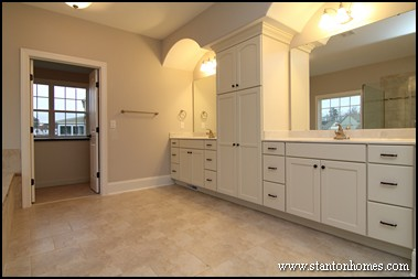 His and Hers Master Bath | His and Hers Style Bath