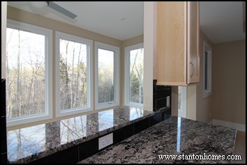 Kitchen with serving bar | Most Requested Kitchen Features