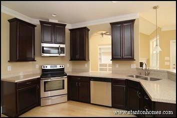 Open Kitchen Design Example #1