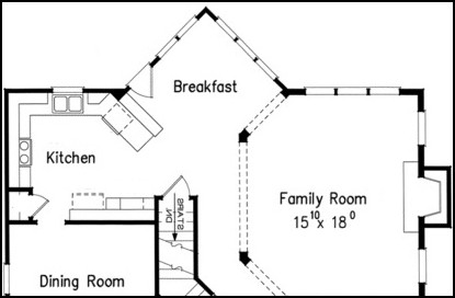 New Home Building and Design Blog | Home Building Tips | breakfast ...