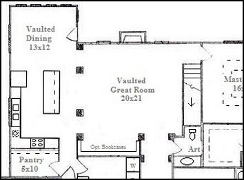 Top 5 breakfast rooms | Most popular floor plans with breakfast nook