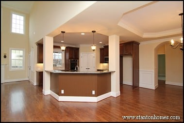 How Big Should My Kitchen Island Be? | 2014 Kitchen Island Design Tips