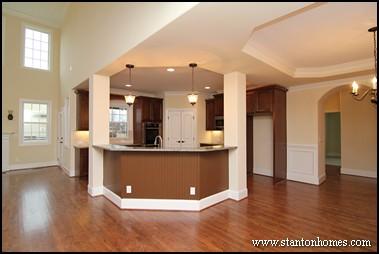 angled kitchen island ideas. How Big Should My Kitchen Island Be? | 2014 Design Tips Angled Ideas D