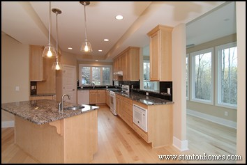 angled kitchen island designs. How big should my kitchen island be  2014 Kitchen Island Design Tips New Home Building and Blog types of