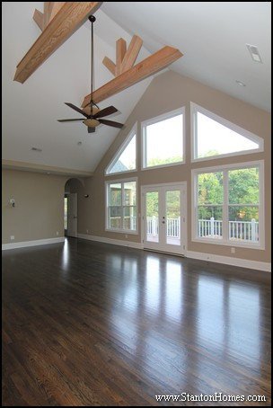 Beam Ceilings | Wood Beam Ceiling