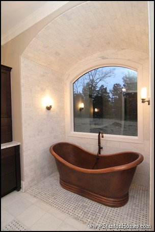 Master Bath Tub Designs