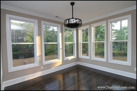 Breakfast Room Design Ideas | Raleigh New Homes