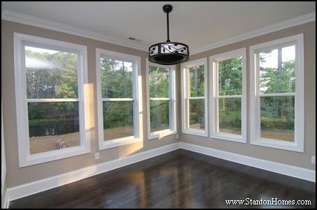 Breakfast Room Design Ideas | Raleigh New Homes