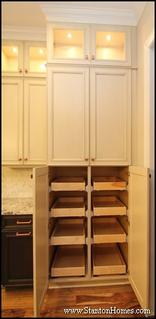 Kitchen Storage Ideas | NC Home Builder Tips