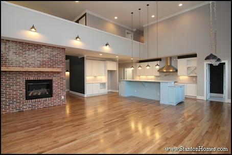 Indoor Outdoor Home Design | Raleigh New Homes