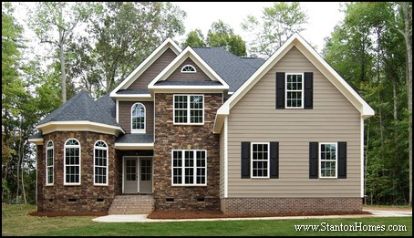 Dual Front Entry | Two Door Home Entry