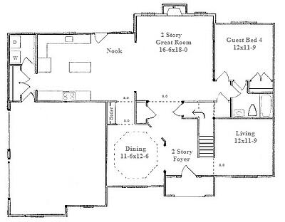 Custom Home Floor Plans | Raleigh Floor Plans