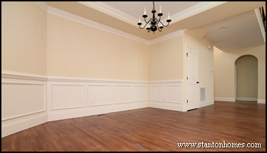 Traditional Dining Room | Open Concept Home