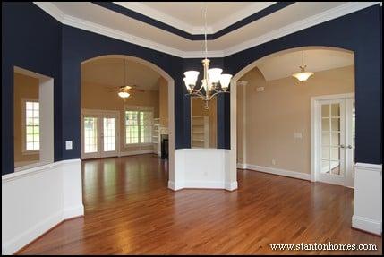 Formal Dining Room Designs   Open Concept Formal Dining Room
