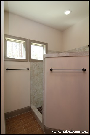 Showers without a Door | No Door Shower Design
