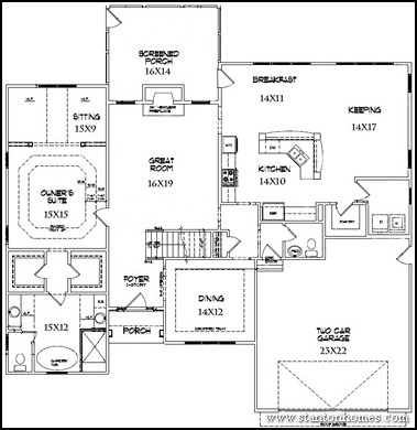 11 Floor Plans That Say U201cCome Over For The Gameu201d | Custom Homes In