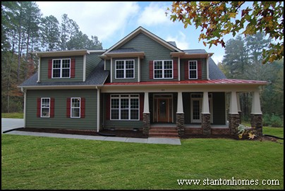 Stone Exterior | Exterior Paint Colors