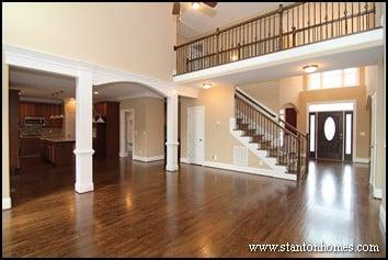 Unexpected new home floor plan trends