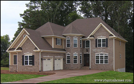 Raleigh New Homes   Home Sizes in Raleigh