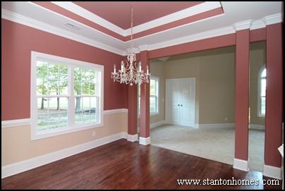 Dining room wall ideas: Most popular wall treatments