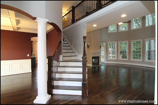 Top 2014 New Home Design Trends