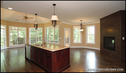 2014 Open Concept Kitchens | New Home Design